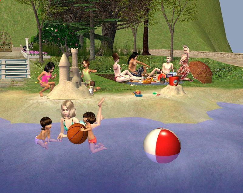 Моя любовь - Sims2 - Страница 4 555650