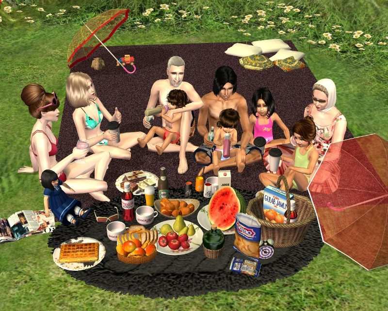 Моя любовь - Sims2 - Страница 4 555651
