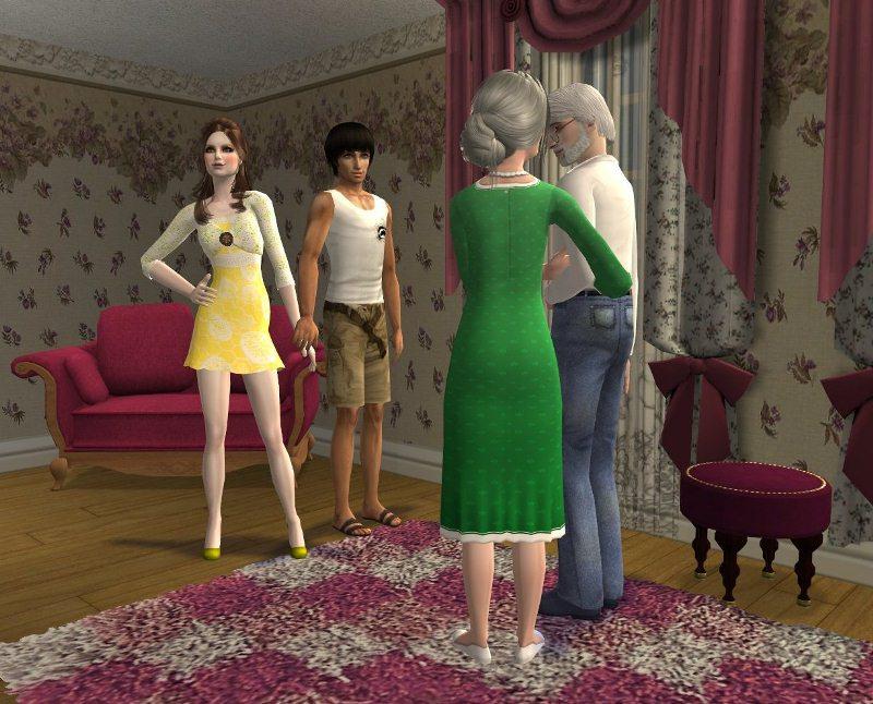 Моя любовь - Sims2 - Страница 5 558738