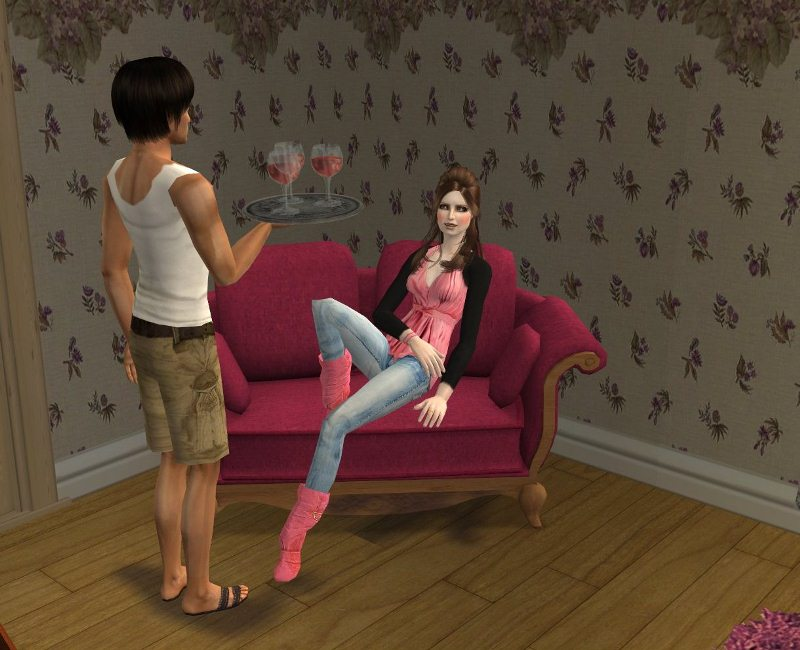 Моя любовь - Sims2 - Страница 5 558739