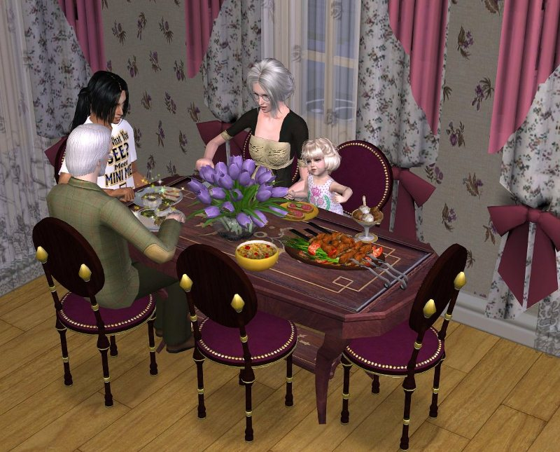 Моя любовь - Sims2 - Страница 5 558741