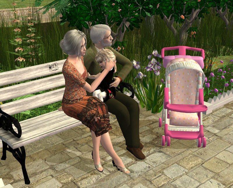 Моя любовь - Sims2 - Страница 5 558746