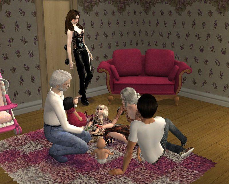 Моя любовь - Sims2 - Страница 5 558748