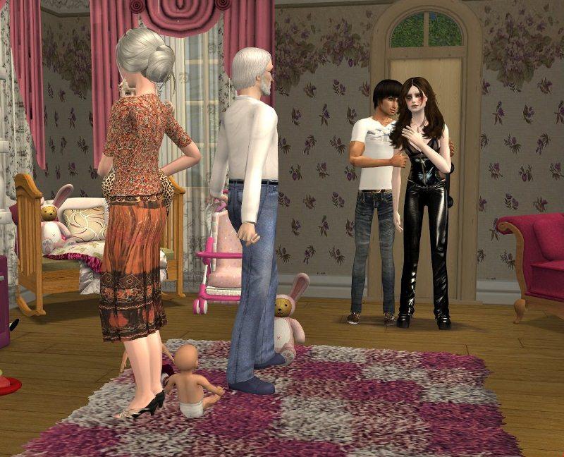 Моя любовь - Sims2 - Страница 5 558750