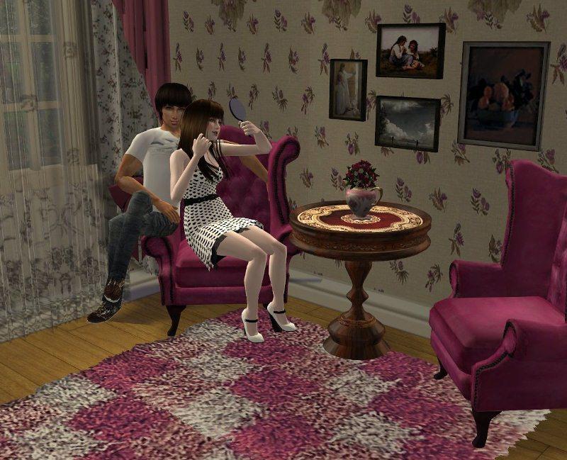Моя любовь - Sims2 - Страница 5 558751