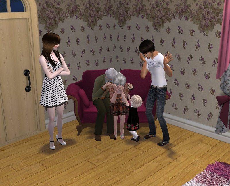 Моя любовь - Sims2 - Страница 5 558756