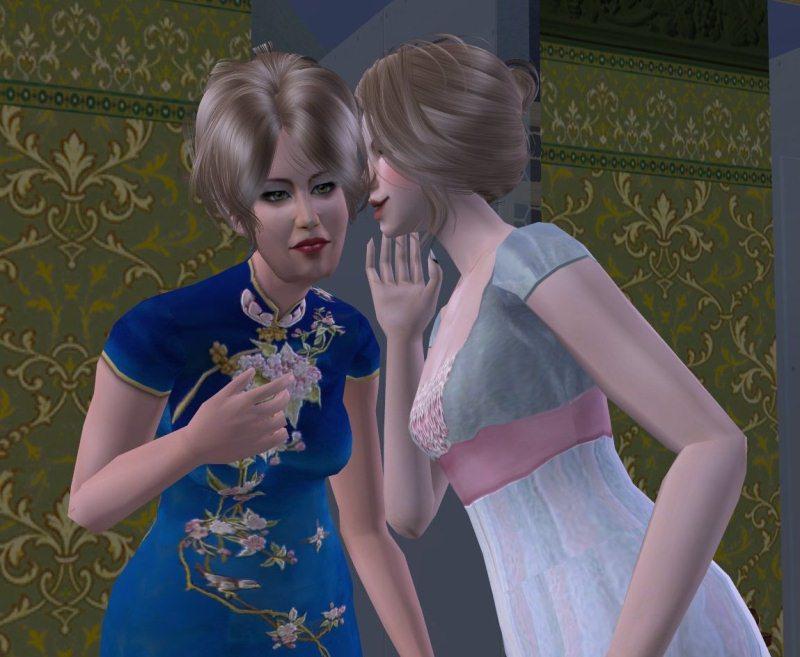 Моя любовь - Sims2 - Страница 5 558761