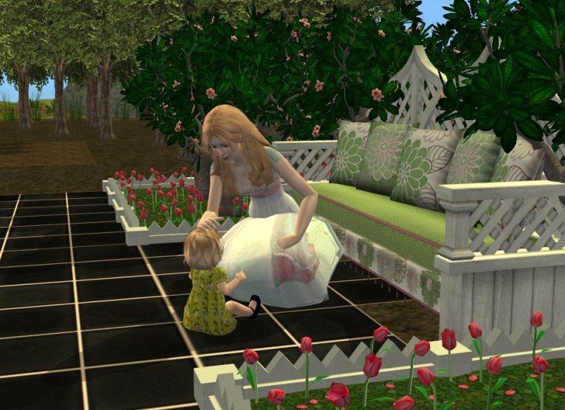 Моя любовь - Sims2 - Страница 5 558763