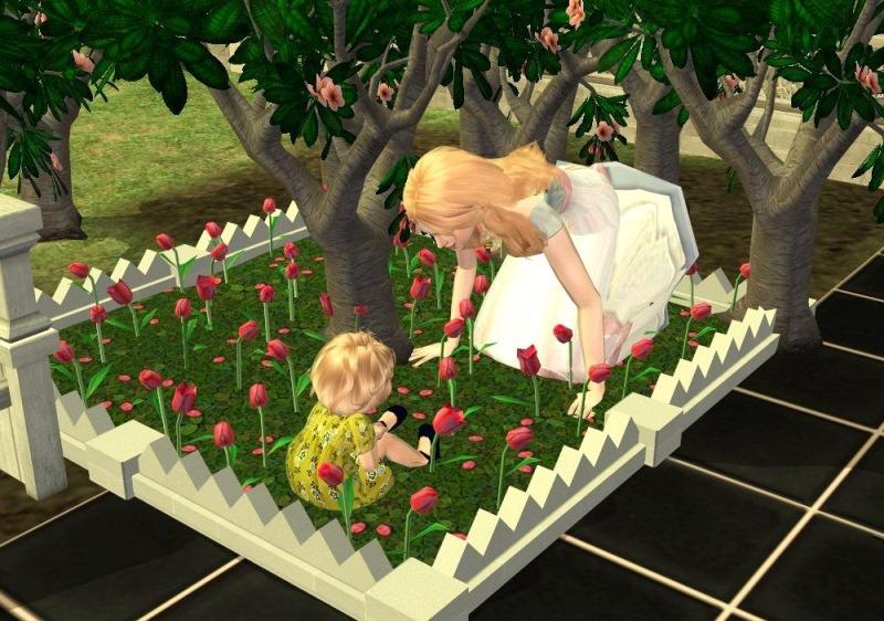 Моя любовь - Sims2 - Страница 5 558765