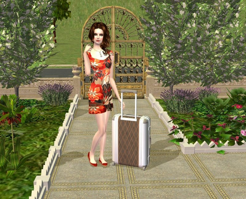 Моя любовь - Sims2 - Страница 5 558766