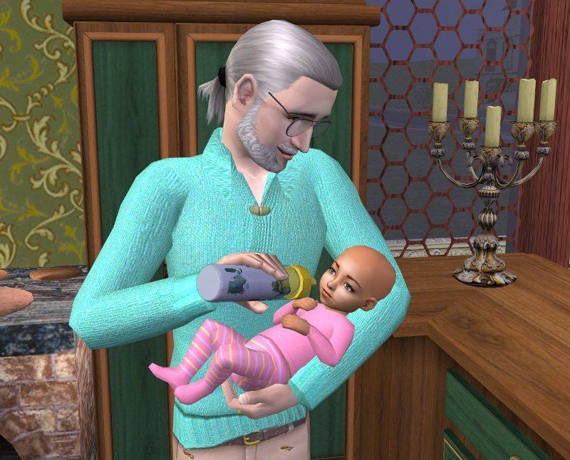 Моя любовь - Sims2 - Страница 5 558768