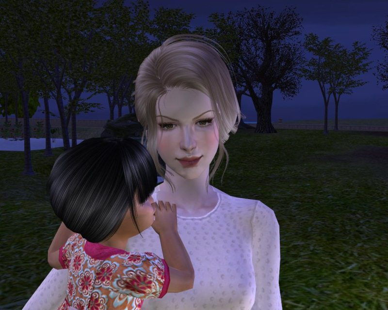 Моя любовь - Sims2 - Страница 5 558769