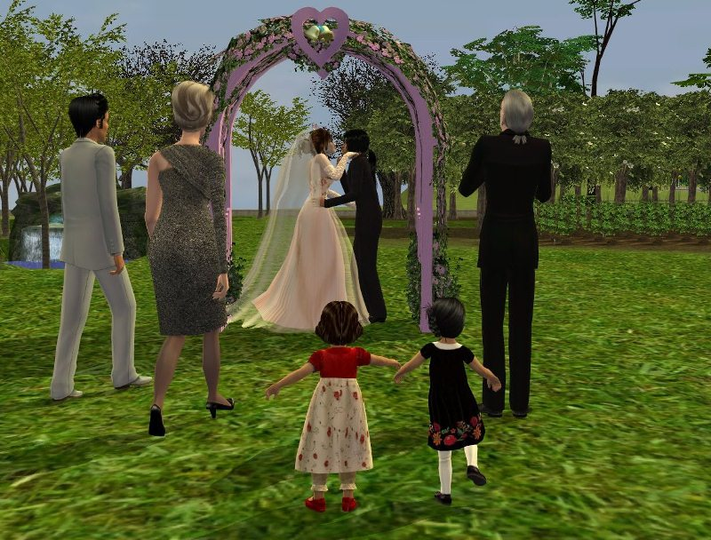 Моя любовь - Sims2 - Страница 5 558770