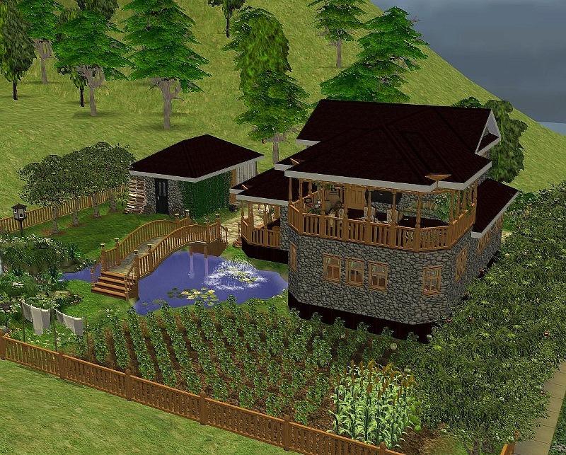 Моя любовь - Sims2 - Страница 6 581228