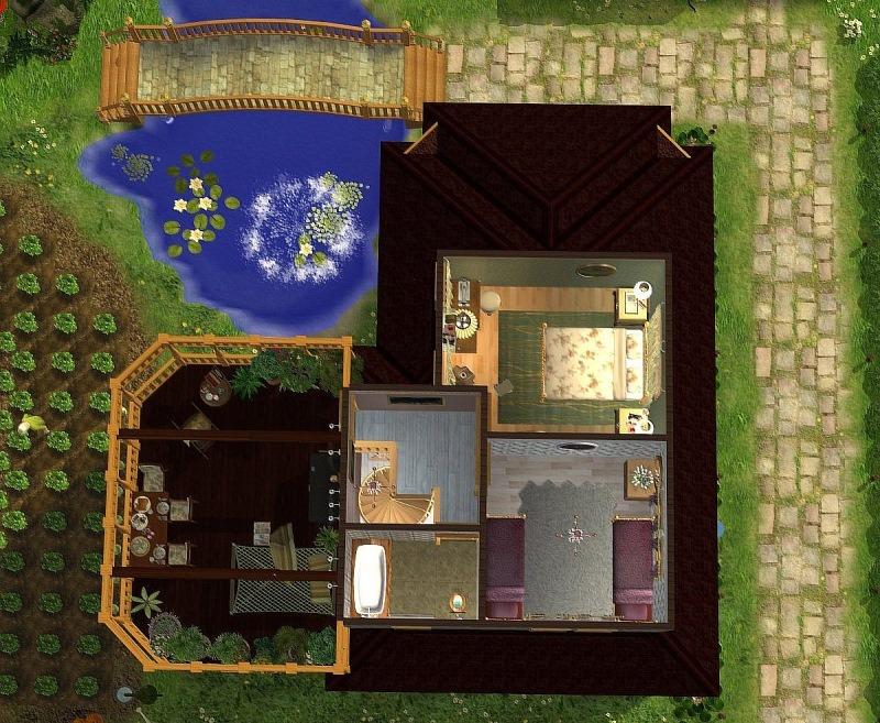 Моя любовь - Sims2 - Страница 6 581232