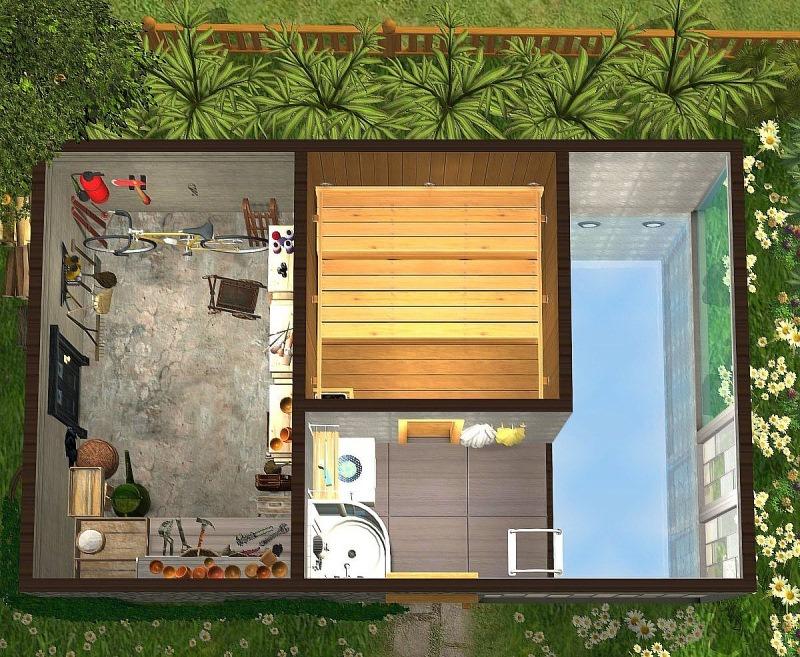 Моя любовь - Sims2 - Страница 6 581234