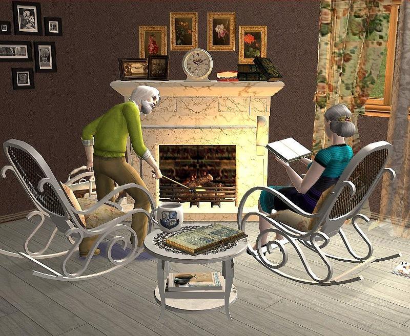 Моя любовь - Sims2 - Страница 6 581250