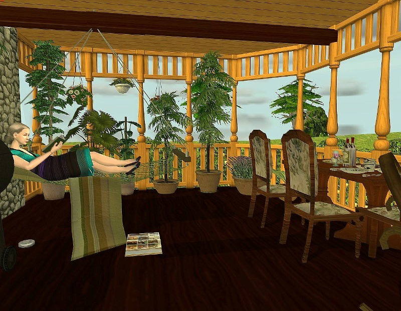 Моя любовь - Sims2 - Страница 6 581276