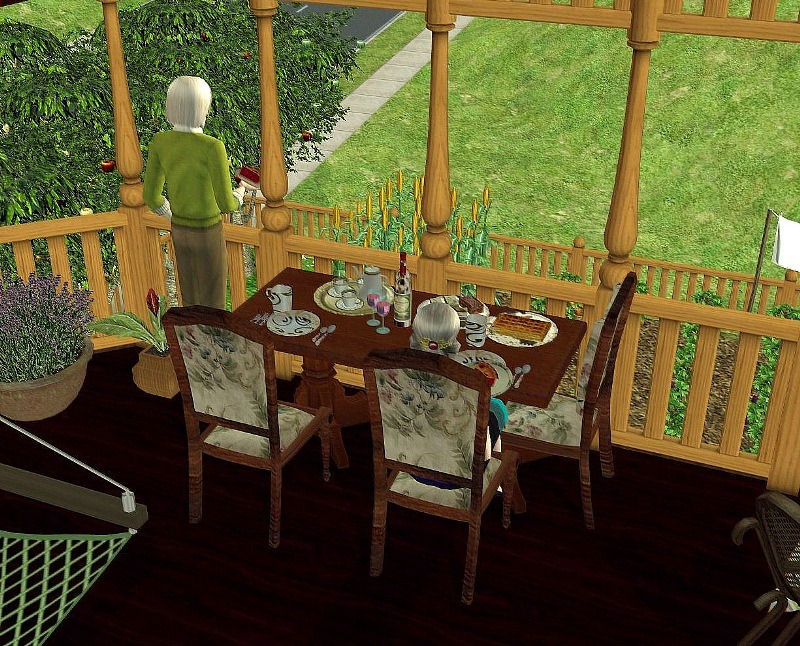 Моя любовь - Sims2 - Страница 6 581277