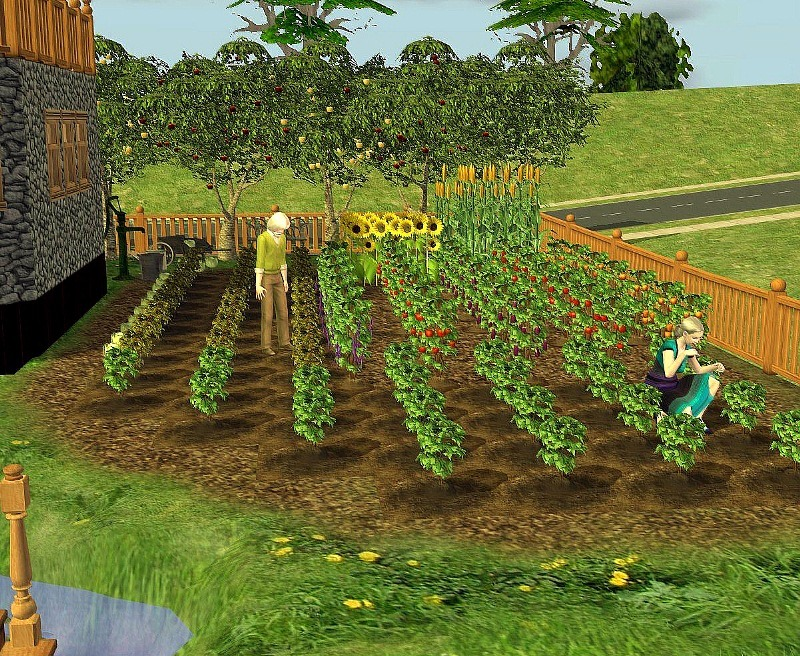 Моя любовь - Sims2 - Страница 6 581292