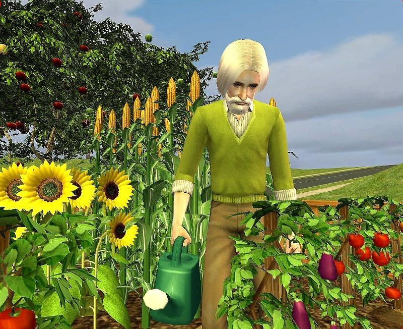 Моя любовь - Sims2 - Страница 6 581295