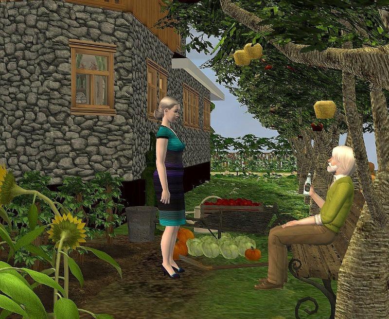 Моя любовь - Sims2 - Страница 6 581296