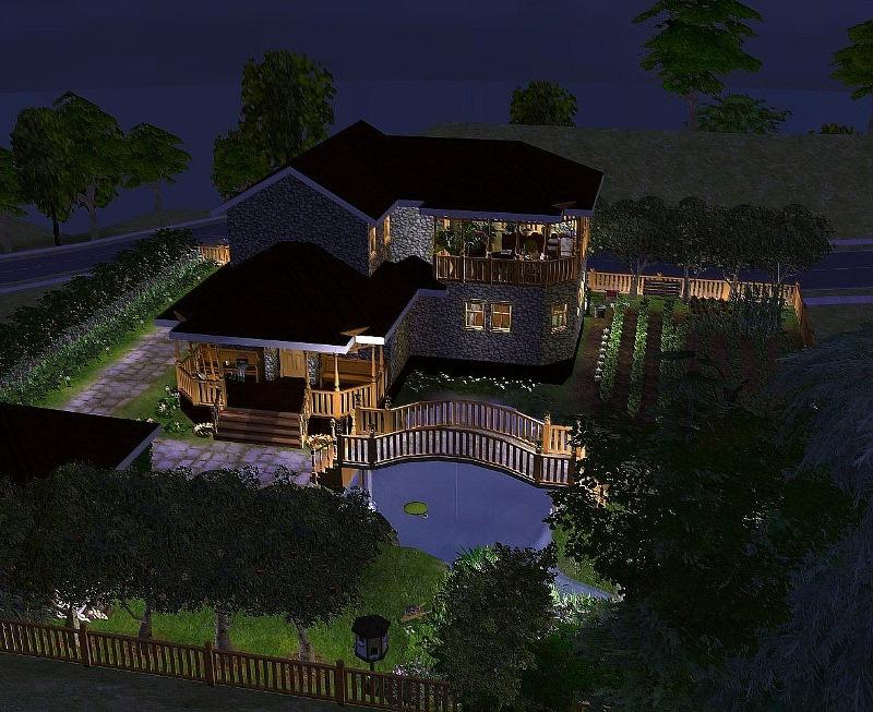 Моя любовь - Sims2 - Страница 6 581308