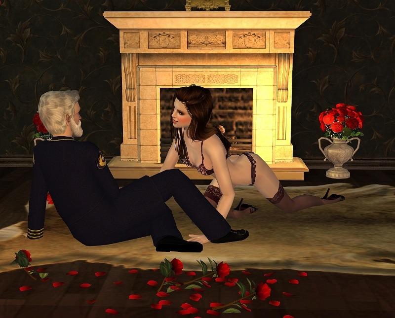 Моя любовь - Sims2 - Страница 6 602587