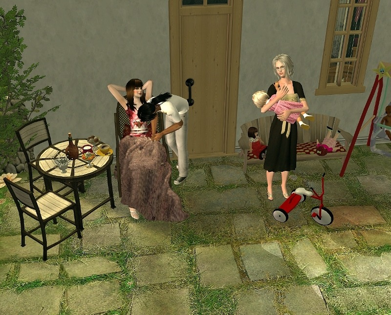 Моя любовь - Sims2 - Страница 6 602589