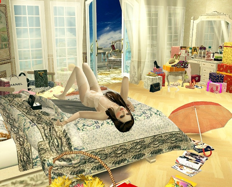 Моя любовь - Sims2 - Страница 6 602590