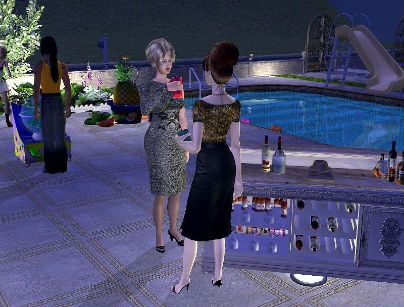 Моя любовь - Sims2 - Страница 6 602595