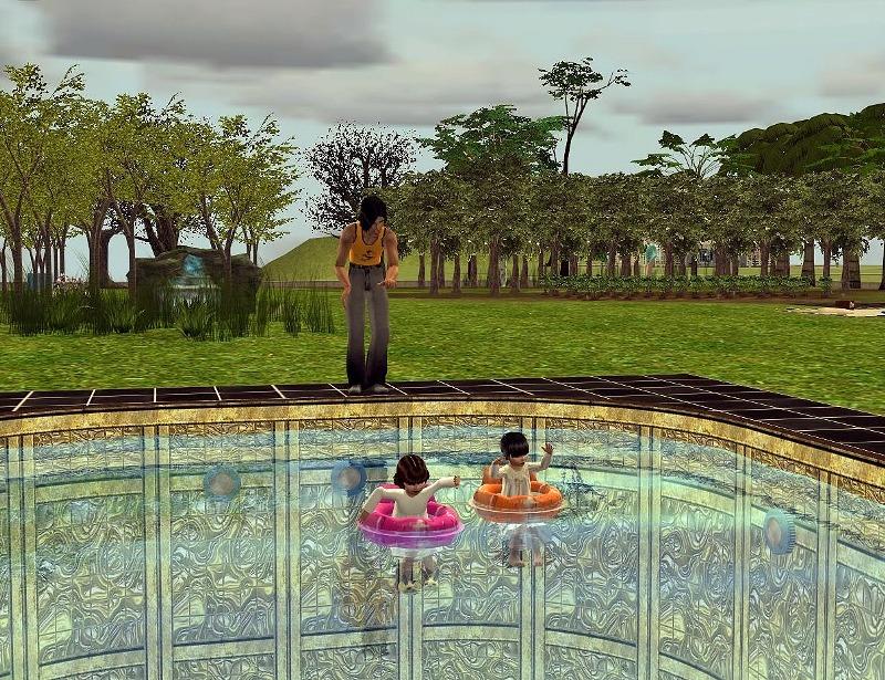 Моя любовь - Sims2 - Страница 6 602598