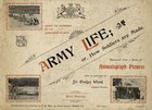 Army life; or, how soldiers are made (Illustraded from a series of animatograph pictures)