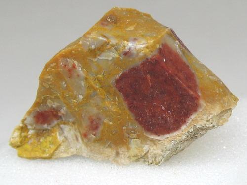 Минералы Сокровища Земли №74 - Риолитовая брекчия
