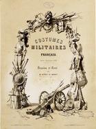 Costumes militaires francais depuis 1439 jusqu'en 1789, 1789 jusqu''en 1814 (Французская военная форма от 1439 до 1814 года)