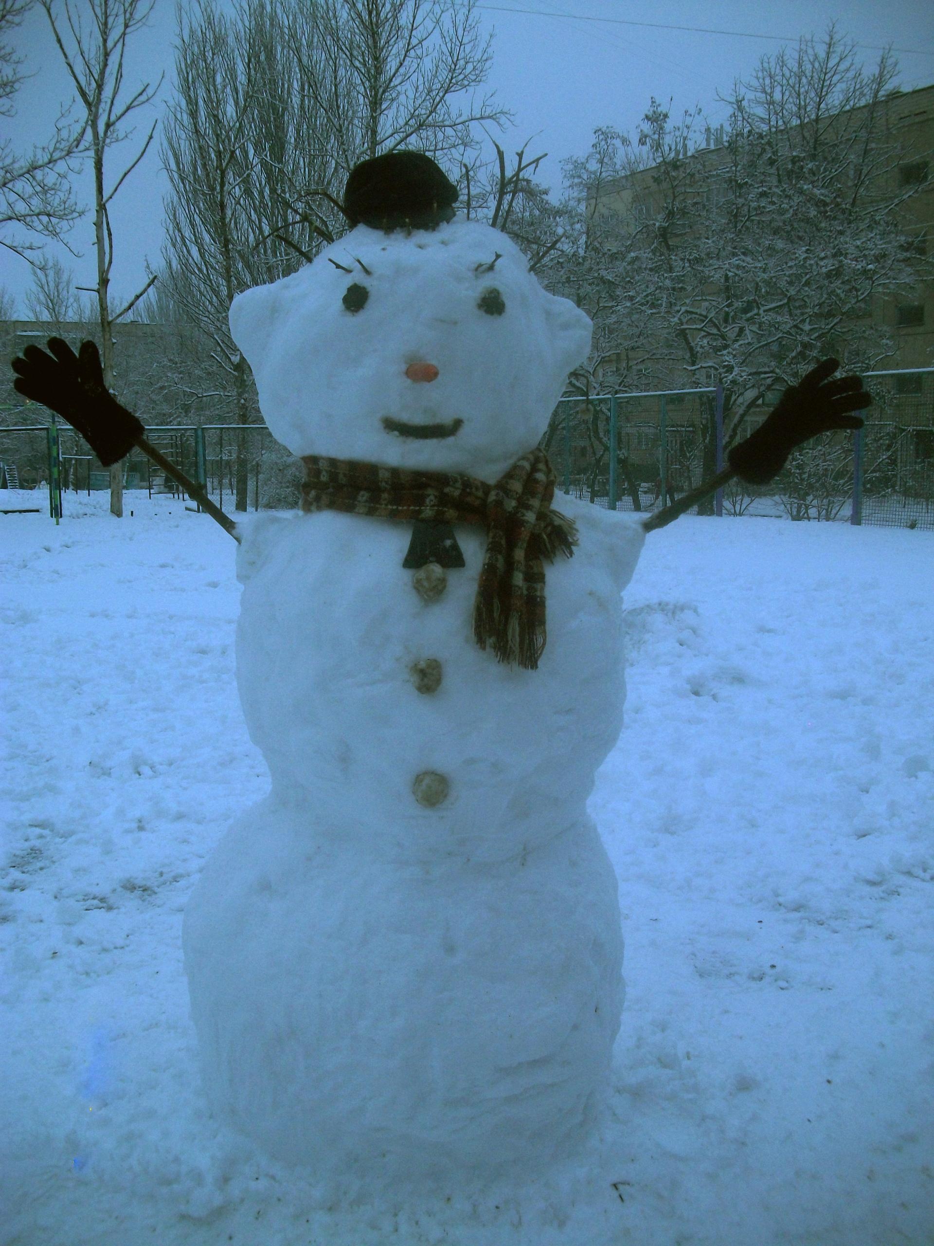 Зима!!!!Снежная  сказка! 696672