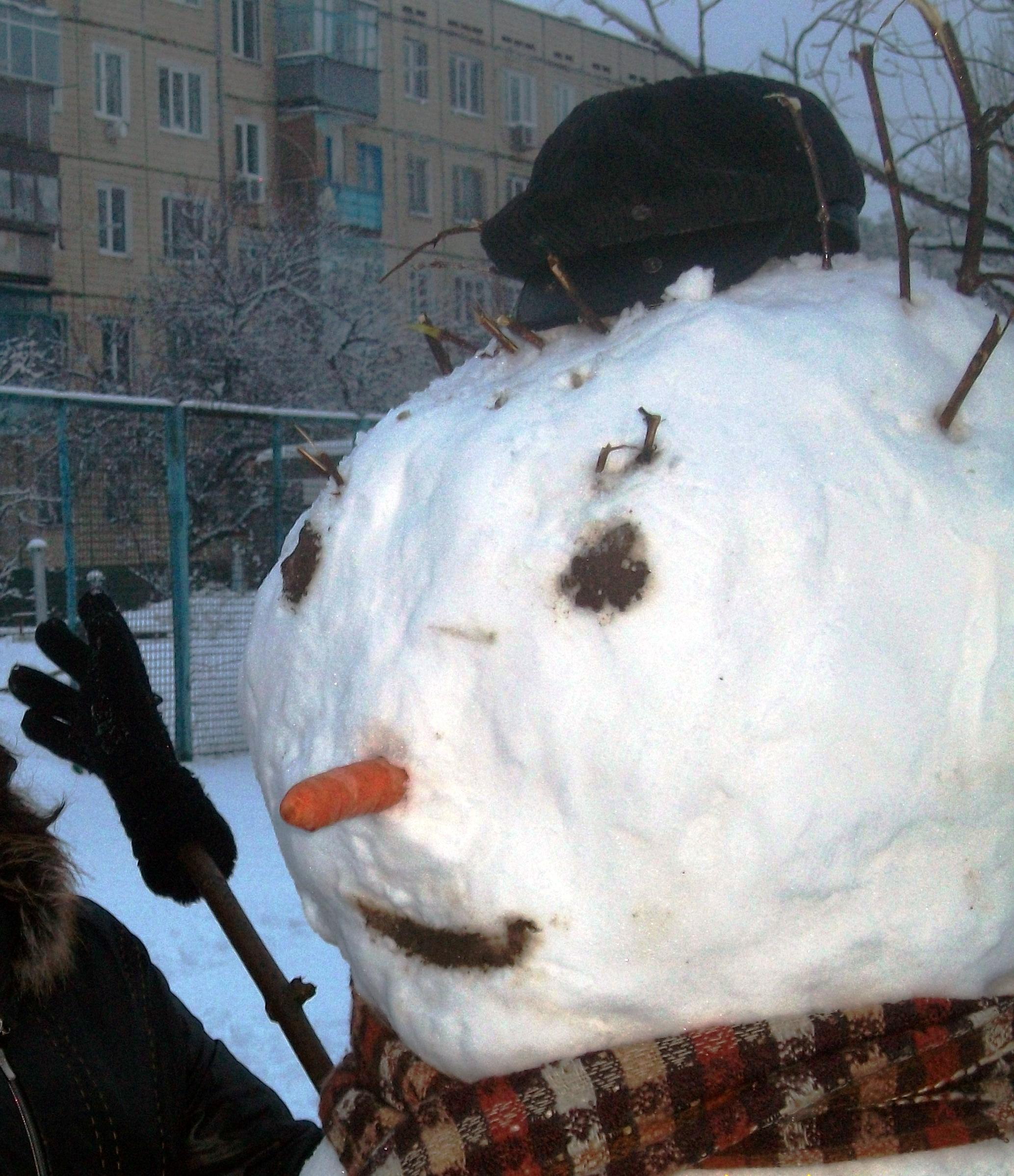 Зима!!!!Снежная  сказка! 696680