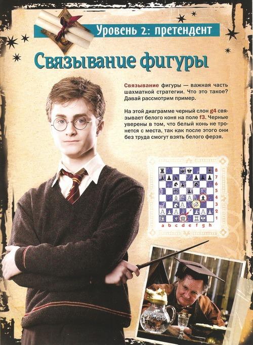 Шахматы Гарри Поттер Конь №2, 10, 15, 42