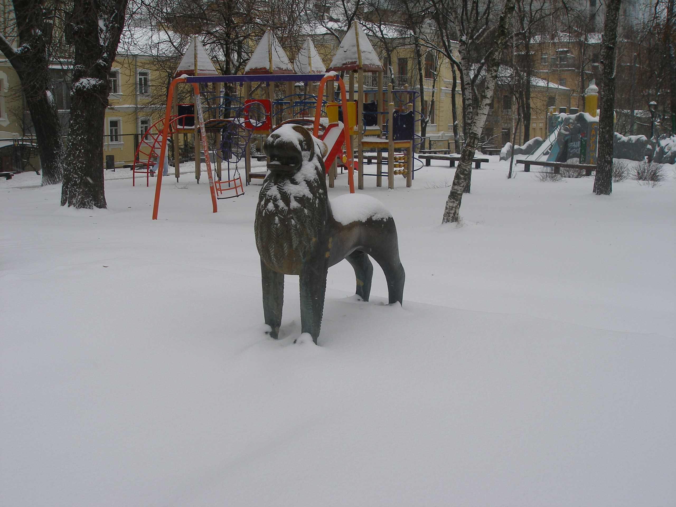 Зима!!!!Снежная  сказка! 769295