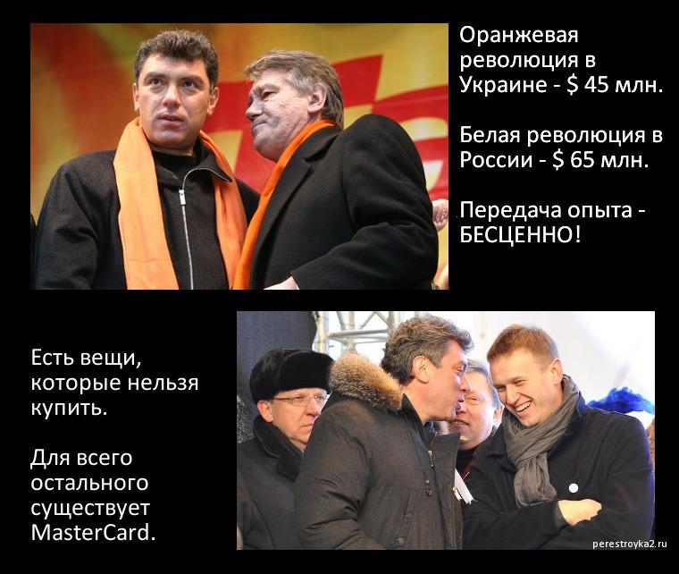 пришлось навальный об убийстве немцова здесь давно