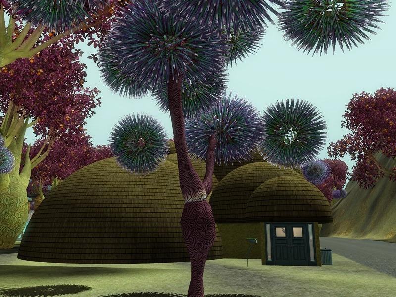The Sims 3: Лунар Лейкс (Lunar Lakes) - Страница 3 818607