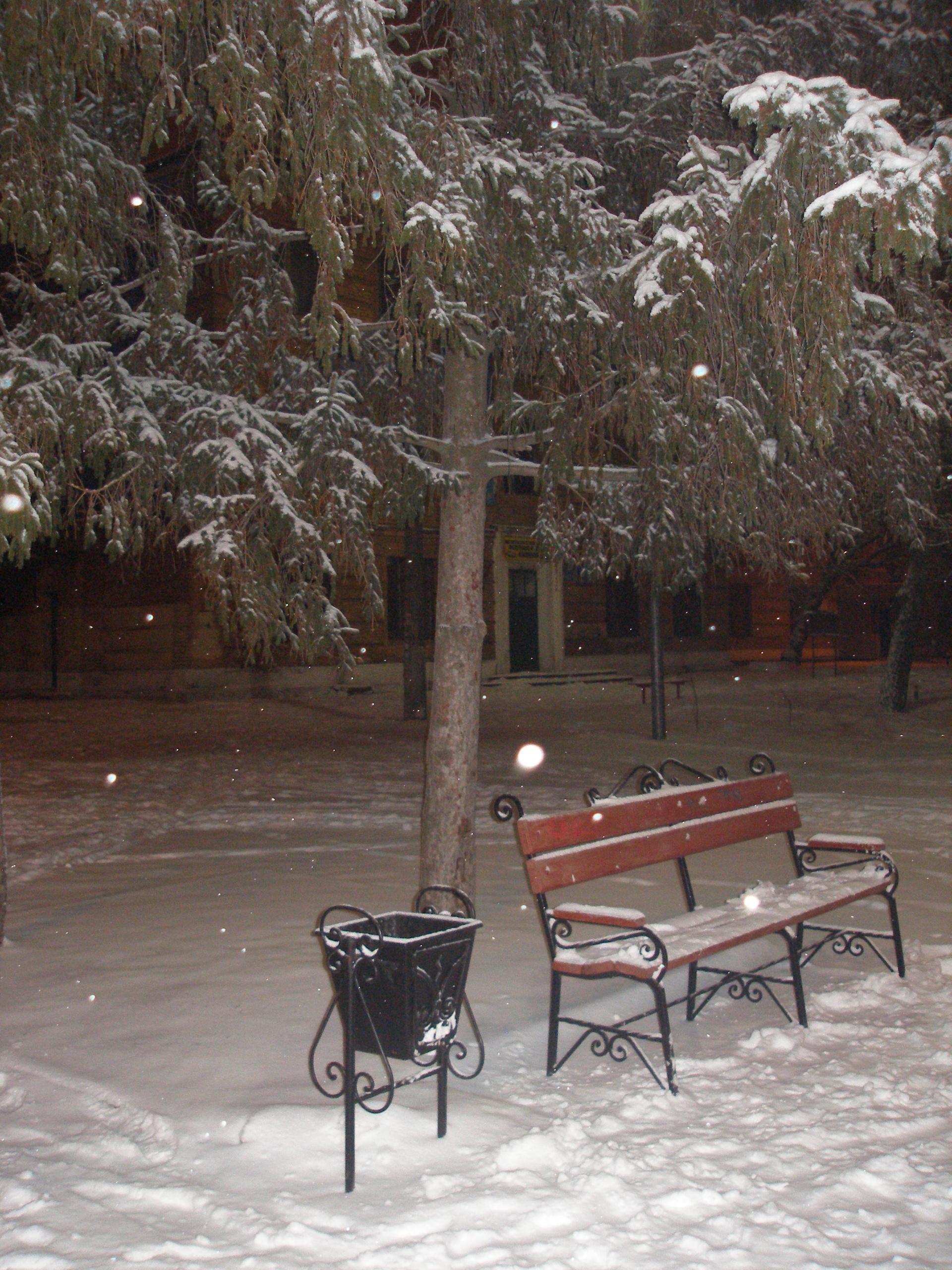 Зима!!!!Снежная  сказка! 832706