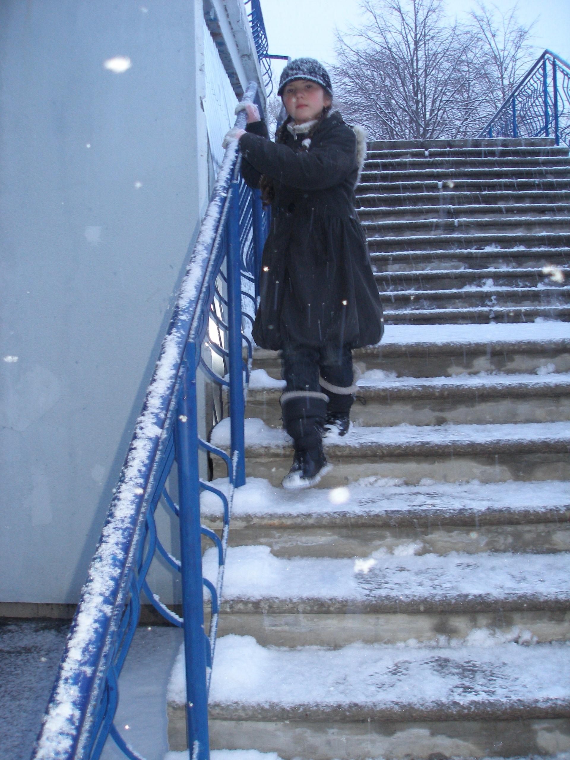 Зима!!!!Снежная  сказка! 845834