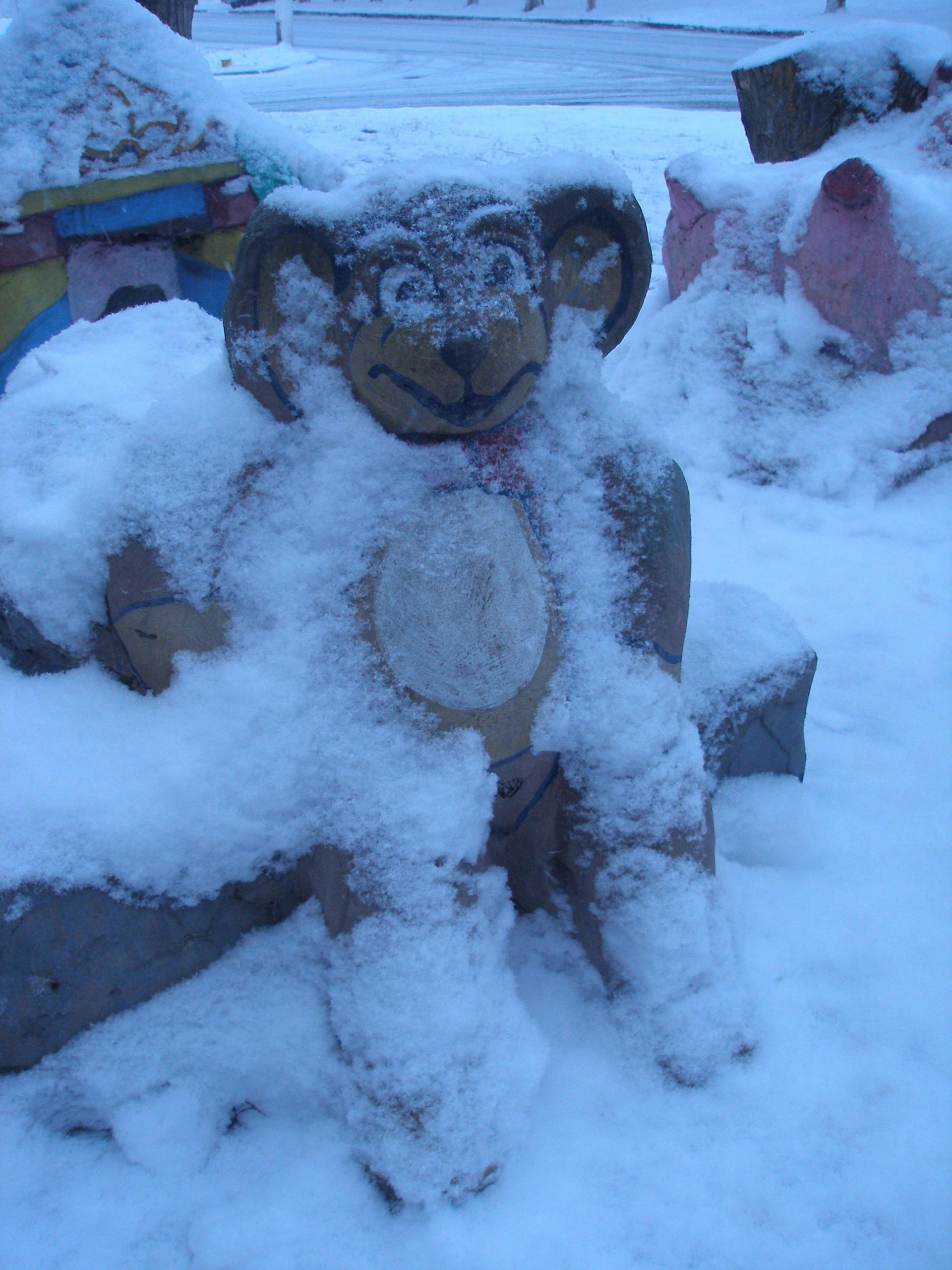 Зима!!!!Снежная  сказка! 845837