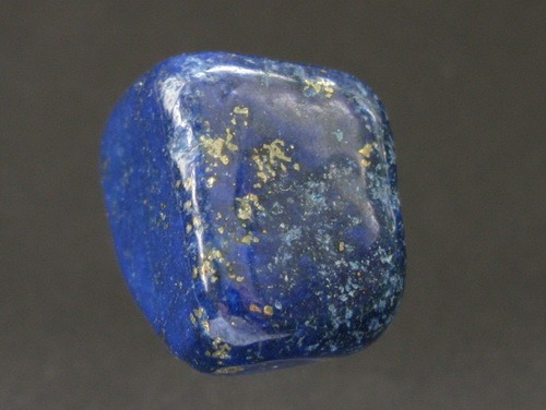 Энергия камней № 59 Лазурит (окатанный камень) фото, обсуждение
