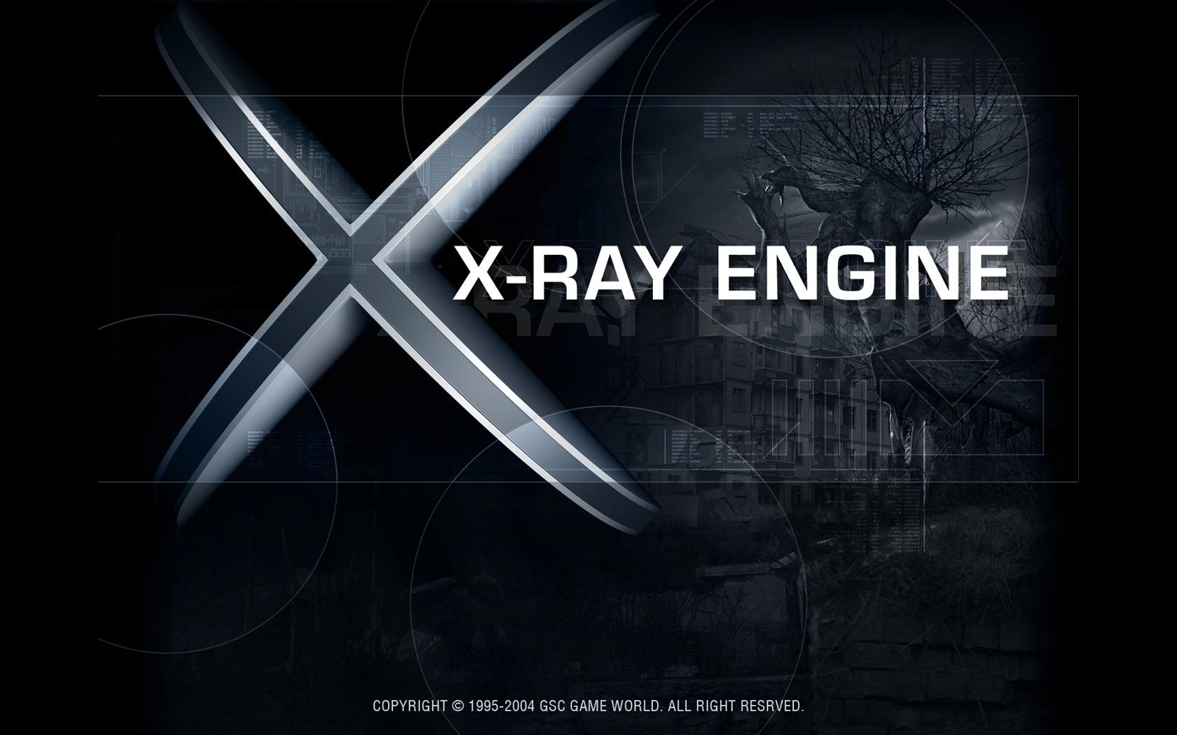 Скачать x ray engine сталкер зов припяти