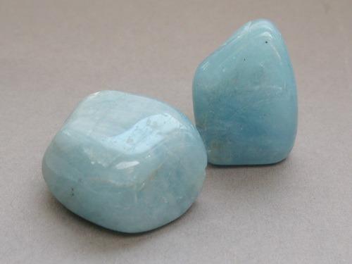 Энергия камней № 64 Аквамарин (окатанный камень) фото, обсуждение