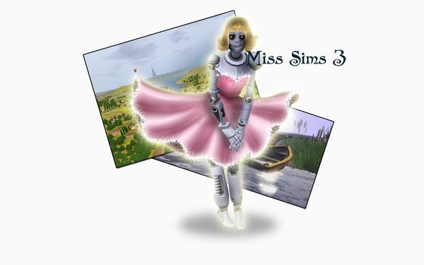 Мисс SIMS3 весна 2012