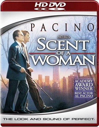 Запах женщины / Scent of a Woman (1992) HDDVDRip [H.264]