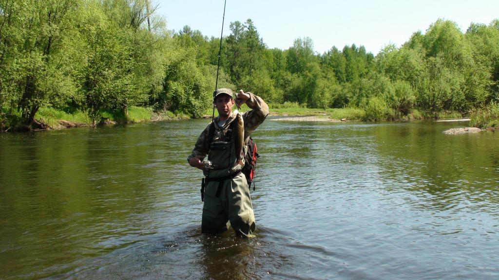 убыть рыбалка